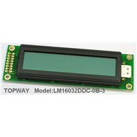 160x32 Chinese Character LCD Module (LM16032D)