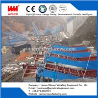 Aggregate Production Line, Sand Making Machine from China Winner