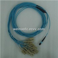 Fiber Optic Patch Cord MPO-SC Multimode OM3 24 Cores GoodFtth