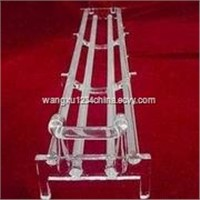 Quartz Boat Quartz Wafer Carrier for Semiconductor