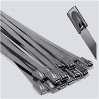 Stainless Steel Cable Tie(304, 316 Materials)