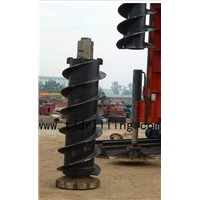 Large Diameter Drilling Pipe for DTH Hammer
