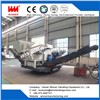 Henan Crawler Mobile Stone Crushing Station Plant
