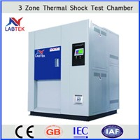 3 Zone Thermal Shock Test Chamber, Extreme Thermal Shock Tester
