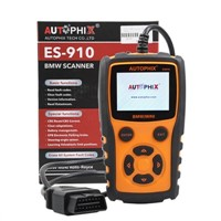 Autophix ES910 Engine ABS SRS OBD Repair Scanner for BMW MINi