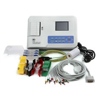 ECG300G Electrocardiograph with CE, FDA Certificate