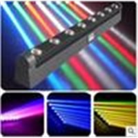 Theatre Wall Washes 8*10w RGBW 8 Lens Dj Stage Lighting 8 Eyes LED Beam Disco Stage Lights