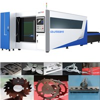 Efficient Carbon Steel Stainless Steel Fiber Laser Metal Cutting Machine