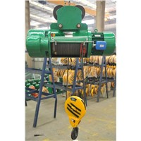 China CD Model Rope Electric Hoists