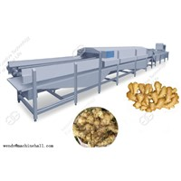 Ginger Washing Machine|Ginger Cutting Machine|Ginger Process Machinery