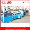 High Speed PP PE Single Wall Corrugated Pipe Making Machine