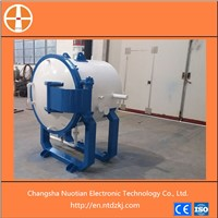 Horizontal Type Carbonization Furnace