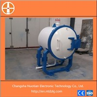 High Temperature Graphitization Furnace