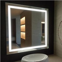 LED Illuminated Backlit Bathroom Mirrors