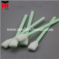 Industrial Usage Disposable Cleaning Foam Swabs