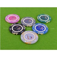 Luxury Nylon Poker Chips