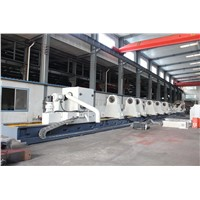 Deep Hole Boring Machine