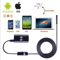1/1.5/2/3.5/5m WiFi USB Endoscopes with Hard Tube