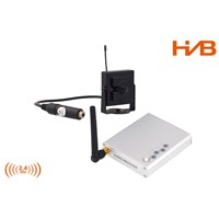 300m 2.4GHZ Long Range Mini Video Audio Wireless Camera