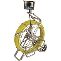 100M Pipeline Inspection Camera for Sewer Drain Plumbing