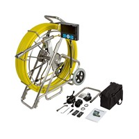 120M Self-Levelingp Pipe Inspection Camera with Locator for Drain Sewer Plumbing