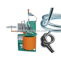 Interlocked Flexible Metal Hose Machine