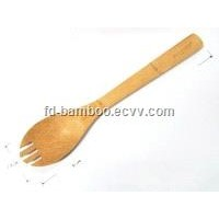 Natural Bamboo Spoon