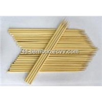 Natural High Quality Bamboo Sticks for BBQ