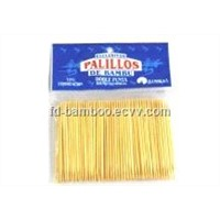 Natural High Quality Bamboo Toothpick