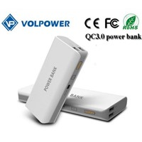 Factory Price Dual USB Qc3.0 China USB Power Bank Portable