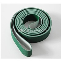 Green Diamond PVC Conveyor Belt in Different Thickness