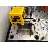 Plastic Stackable Stool Injection Mould