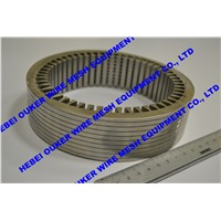 V Shape Wedge Wire Well Screen without Base Pipe Welding Machine