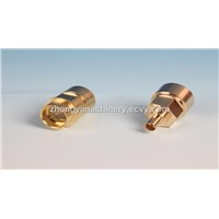 Copper Fitting Turning Machined Parts