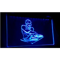 LS051-b DJ Disc Jockey Disco Music Bar Decor Neon Light Sign