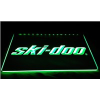 LS938-G-Ski-Doo-Snowmobiles-Display-NEW-Neon-Light-Sign