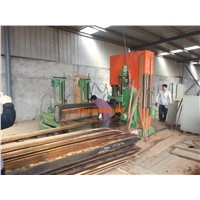 MJ3210/MJ3310 Wood Cutting Vertical Band Saw Machine with Log Carriage
