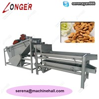 Almond Processing Equipment|Almond Sheller, Grader Machine|Almond Shelling, Grading Machine