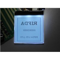 128128 Graphic LCD Display Module with White Backlight