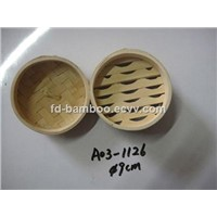 Bamboo Food Steamer