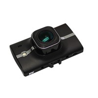 3.0 Inch 1080P Full HD Vehicle Camera 170degree View Angle for Security