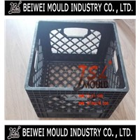 Injection Plastic Milk Crate Mould