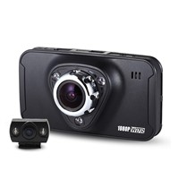 M7S Novatek 96655 Separated Dual Lens Full HD Dual Camera Car DVR