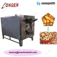 Multi-Purposes Peanut Drum Roasting Machine|Peanut Roasting Equipment