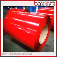 Prepainted Cold Rolled Steel Coil for Building Materials