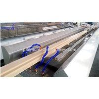 Solid Type WPC PVC Door Frame Making Machine
