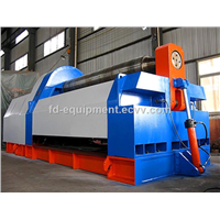 W12 Series 4-Roller Hydraulic Rolling Machine