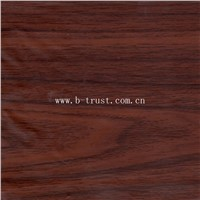 Wood Grain PVC Decorative Foil/Film for Door/Cabinet Vacuum Membrane Press