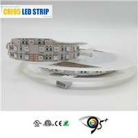 2017 China Suppliers RGB Dream Color LED Strip with Connector