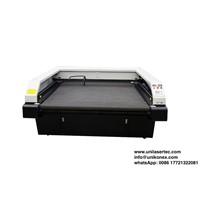 Home Textile Laser Cutting Machine